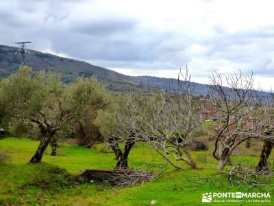 Sierra Gata - Senderismo Cáceres; rutas por madrid agencia viajes puente de la constitucion puente
